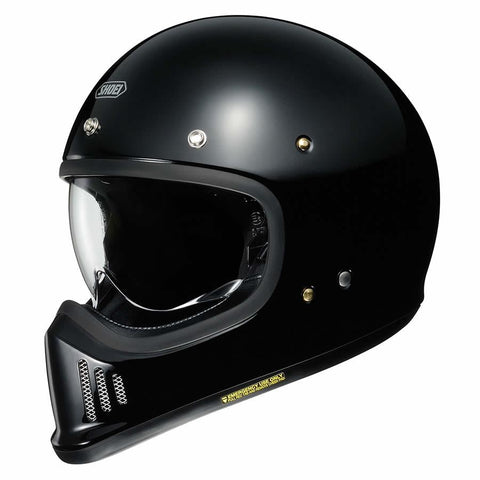 Shoei Ex-Zero Black - Midwest Moto Shop