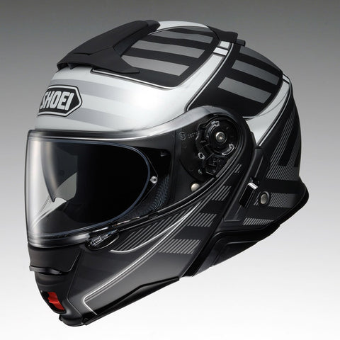 Shoei Neotec 2 Splicer TC5 Grey - Midwest Moto Shop