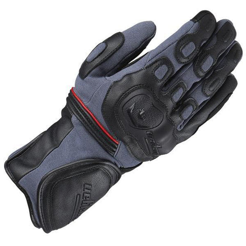 FURYGAN DIRT ROAD GLOVES BLACK/GREY/RED