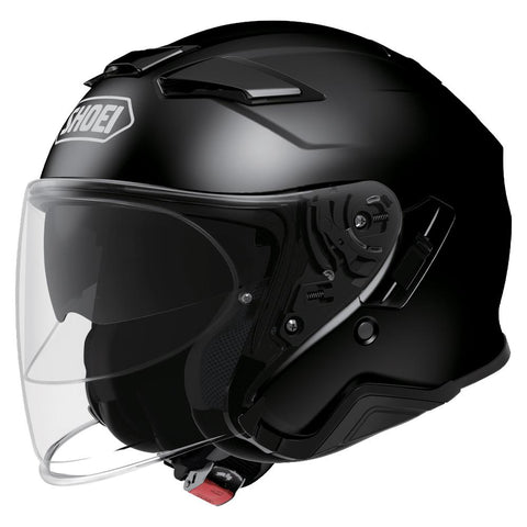 Shoei J-Cruise 2 Plain Black - Midwest Moto Shop