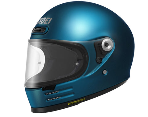Shoei Glamster Laguna Blue - Midwest Moto Shop
