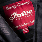 Indian Motorcycle Mens Atlanta Jacket Black