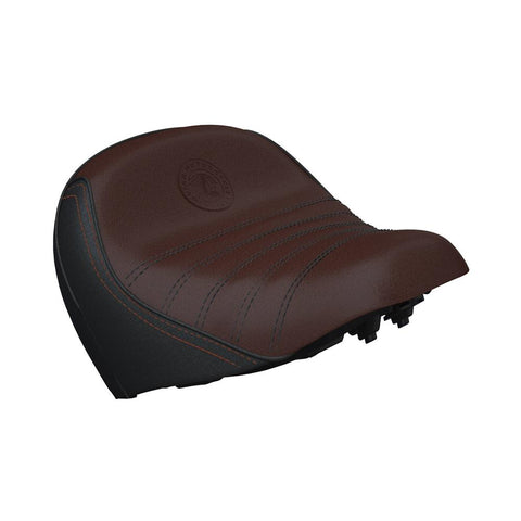 Indian Scout Bobber Rider Comfort Seat, Brown