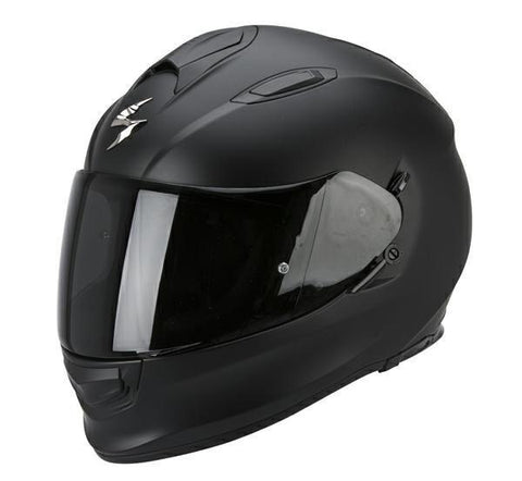 Exo 510 Matt Black - Midwest Moto Shop