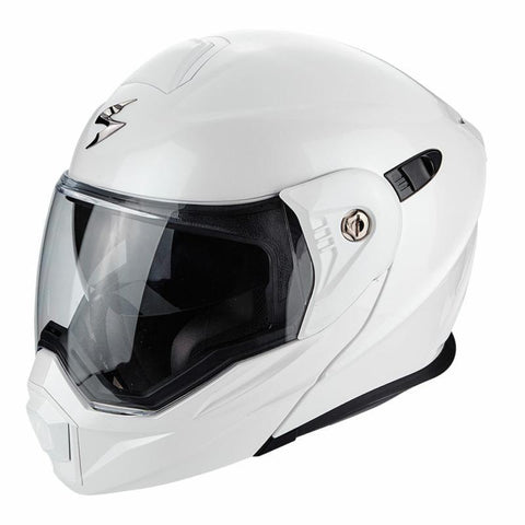 ADX-1 Pearl White - Midwest Moto Shop