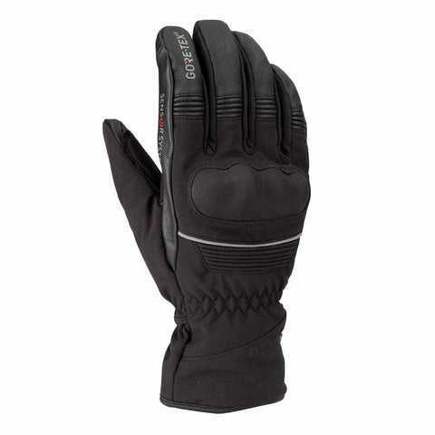 Bering Loky Black Gloves - Midwest Moto Shop