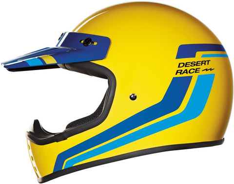 Nexx Desert Race Yellow