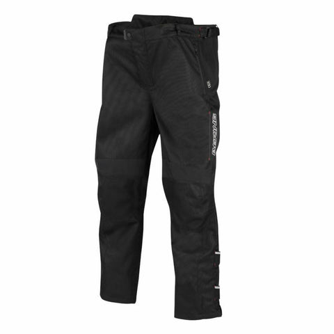 Bering Corleo King Size Black Trousers - Midwest Moto Shop