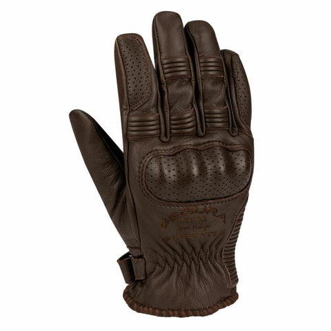 Segura Cassidy Brown Gloves - Midwest Moto Shop