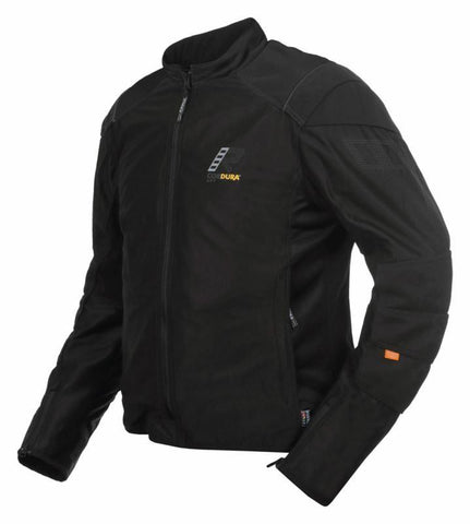Forsair Pro Mesh Jacket Black - Midwest Moto Shop