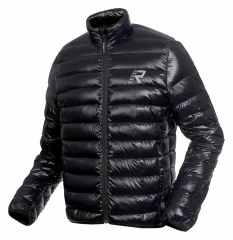 Down Y Ladies Jacket Black - Midwest Moto Shop