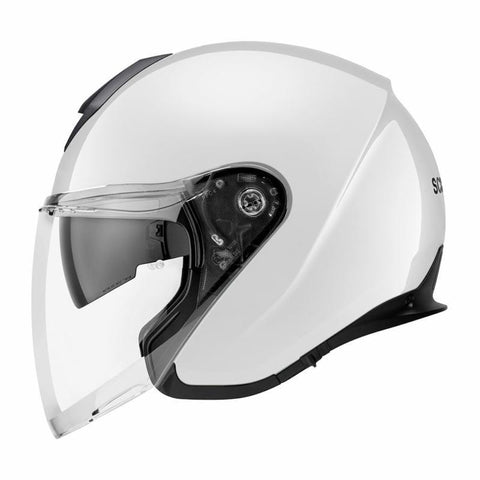 M1 Pro Glossy White - Midwest Moto Shop