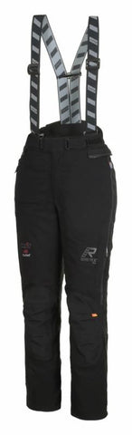 Rukka Suki Pro Ladies Black Short Trousers (C1)