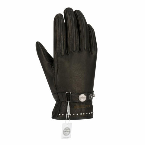 Lady Cox Swarovski Gloves - Midwest Moto Shop