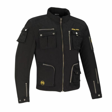 Segura Tazer Jacket Black - Midwest Moto Shop