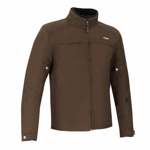 Bering Zander Jacket Brown - Midwest Moto Shop