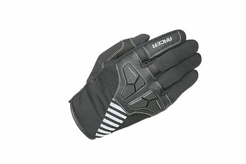 Pro Black Gloves - Midwest Moto Shop