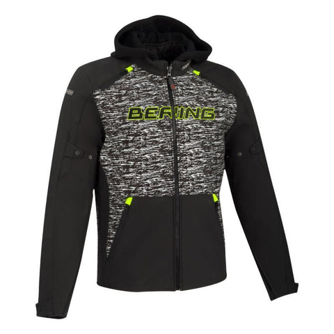 Bering Drift Reflective Jacket - Midwest Moto Shop