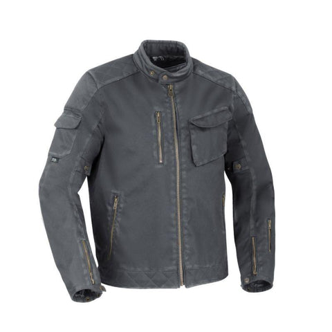 Segura Cannon Grey Jacket - Midwest Moto Shop