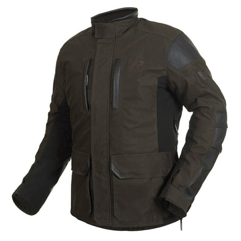 Melfort GTX Jacket Brown - Midwest Moto Shop