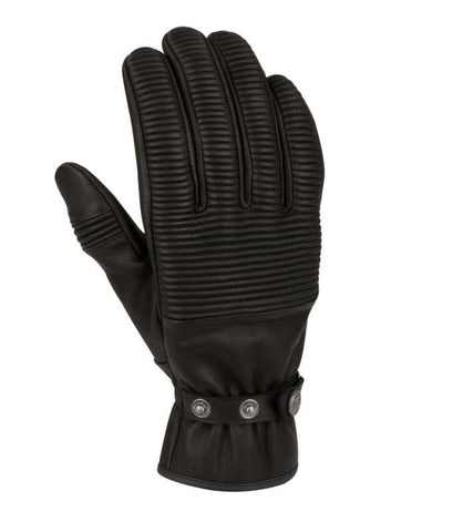 Segura Roxo Black Gloves - Midwest Moto Shop