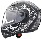 Caberg V2RR Road Pirat Black/Silver - Midwest Moto Shop
