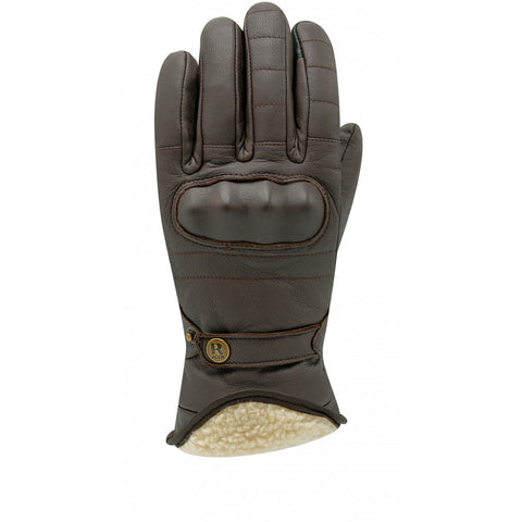Racer Flynn 3 Glove - Brown