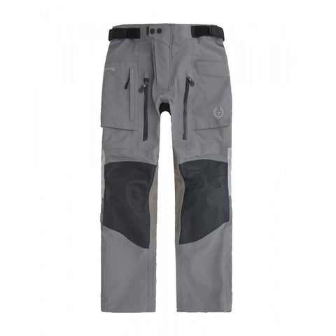 Belstaff Long Way Up Light Grey Trousers - Midwest Moto Shop