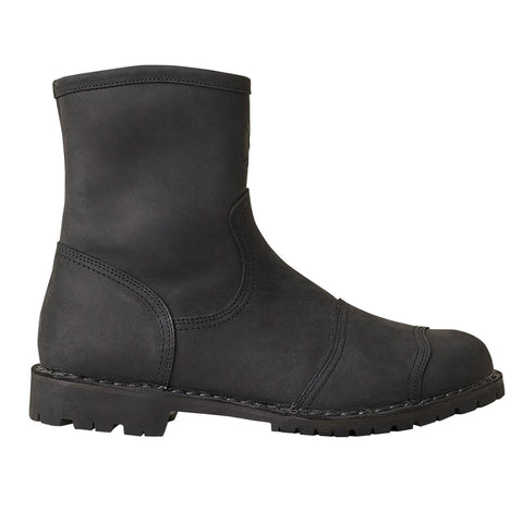 Belstaff Duration Boot - Black - Midwest Moto Shop