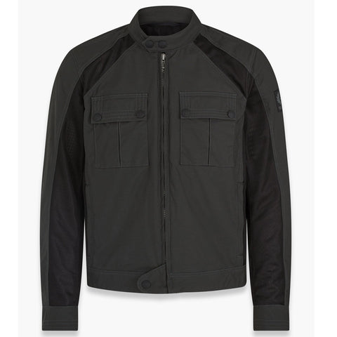 Belstaff Temple Jacket - Military Green - Midwest Moto Shop
