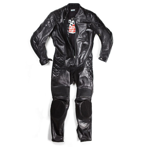 Helstons KS70 One Piece Leather Suit - Midwest Moto Shop