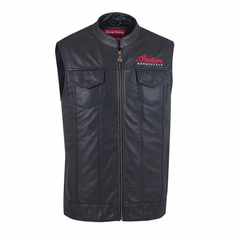 Indian Motorcycle Outsider Vest - Midwest Moto Shop