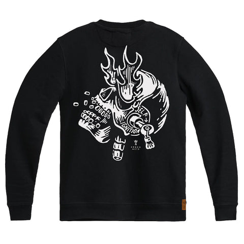 Pando Moto John Ignition Unisex Sweatshirt - Midwest Moto Shop