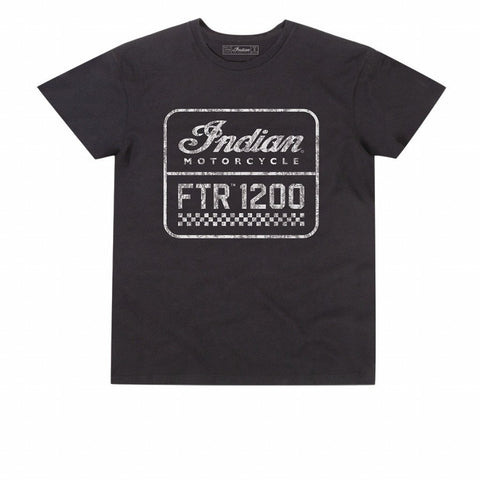 Men's 1200 Logo Tee Black - Midwest Moto Shop