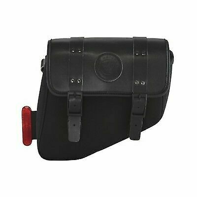Indian Scout Bobber Saddlebag Black
