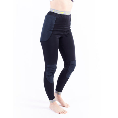 Bowtex Essential Leggings - Black - Midwest Moto Shop