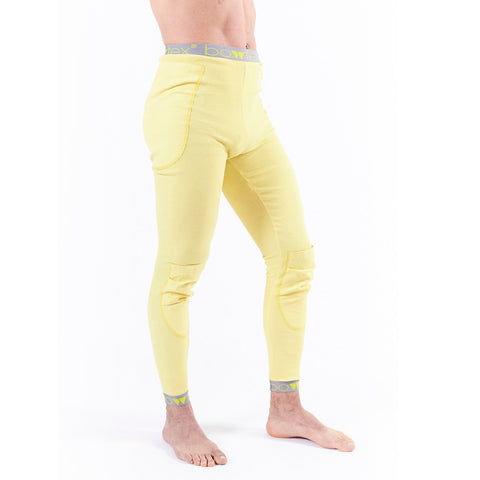 Bowtex Standard Leggings - Yellow - Midwest Moto Shop