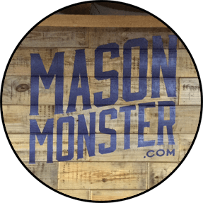 Mason Monster Merch