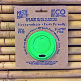 Eco EZ Sipper™ - Lime Green Regular Mouth