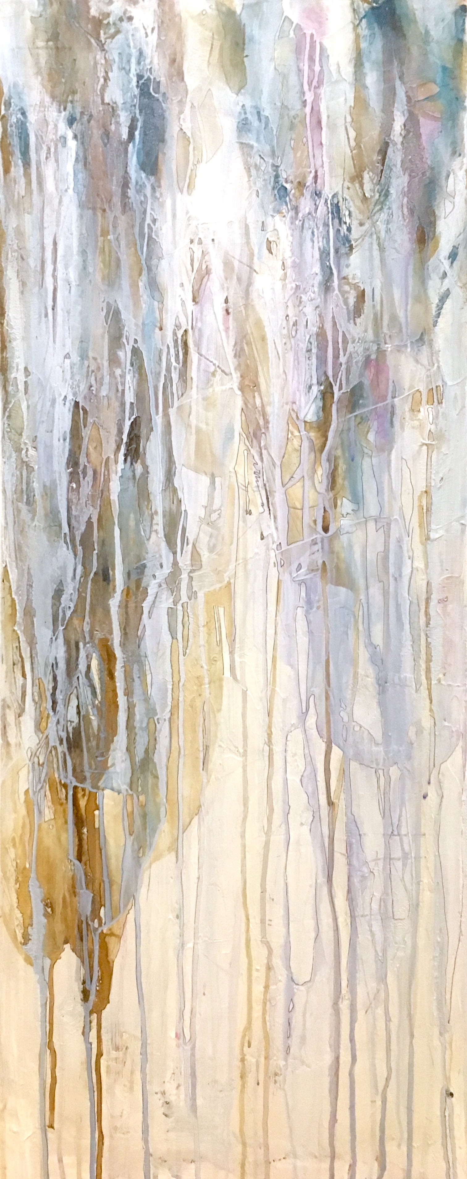 Suppose To Be | 40x16 | Fine art