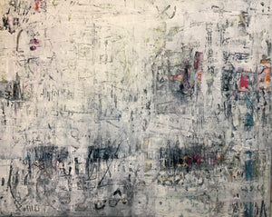 Rhythm and Blues | 48x60 | Canvas Gallery