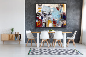 Shelter Me | 60x48 | Art canvas for sale