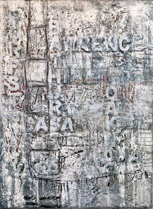 On the street | 48x36 | Canvas Gallery
