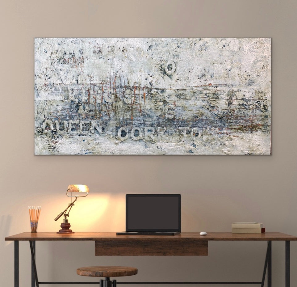 Queen & King | 30x60 | Modern Art