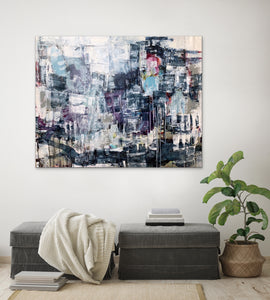 Passage of Time | 48x60 | Canvas Gallery