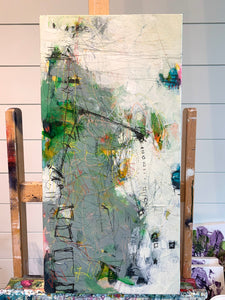 abstract art toronto fine artist lori mirabelli