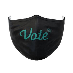 The vote mask slate