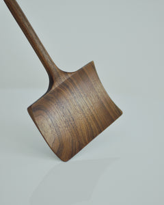 Hand Carved Wood Turner- Extra Wide