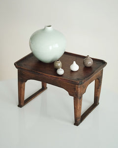 Antique Korean Soban(약소반) Stand