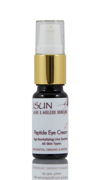 ISUN Skincare Peptide Eye Cream